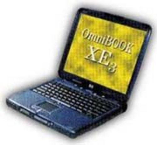 Product picture HP OmniBook XE3 Service manual